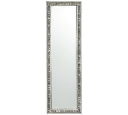 ZRCADLO, 132/40,5/3 cm - barvy stříbra, Lifestyle, kompozitní dřevo/sklo (132/40,5/3cm) - Xora