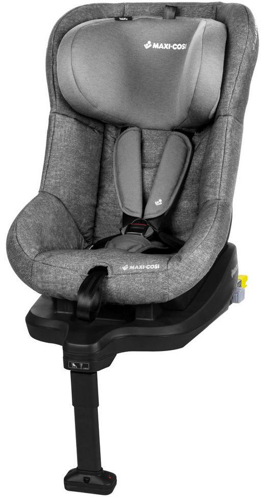 Kinderautositz Tobifix - Schwarz/Grau, Basics, Kunststoff/Textil (44/59/61cm) - Maxi-Cosi