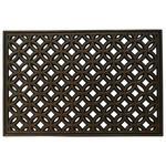 Fußmatte Dorothea - Kupferfarben, Basics, Kunststoff (40/60cm) - James Wood