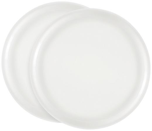 PIZZATELLER Keramik Porzellan 2-teilig - Creme, Design, Keramik (34cm) - Villeroy & Boch