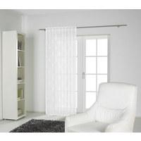 FERTIGVORHANG transparent - Weiß, LIFESTYLE, Textil (140/245cm) - Esposa