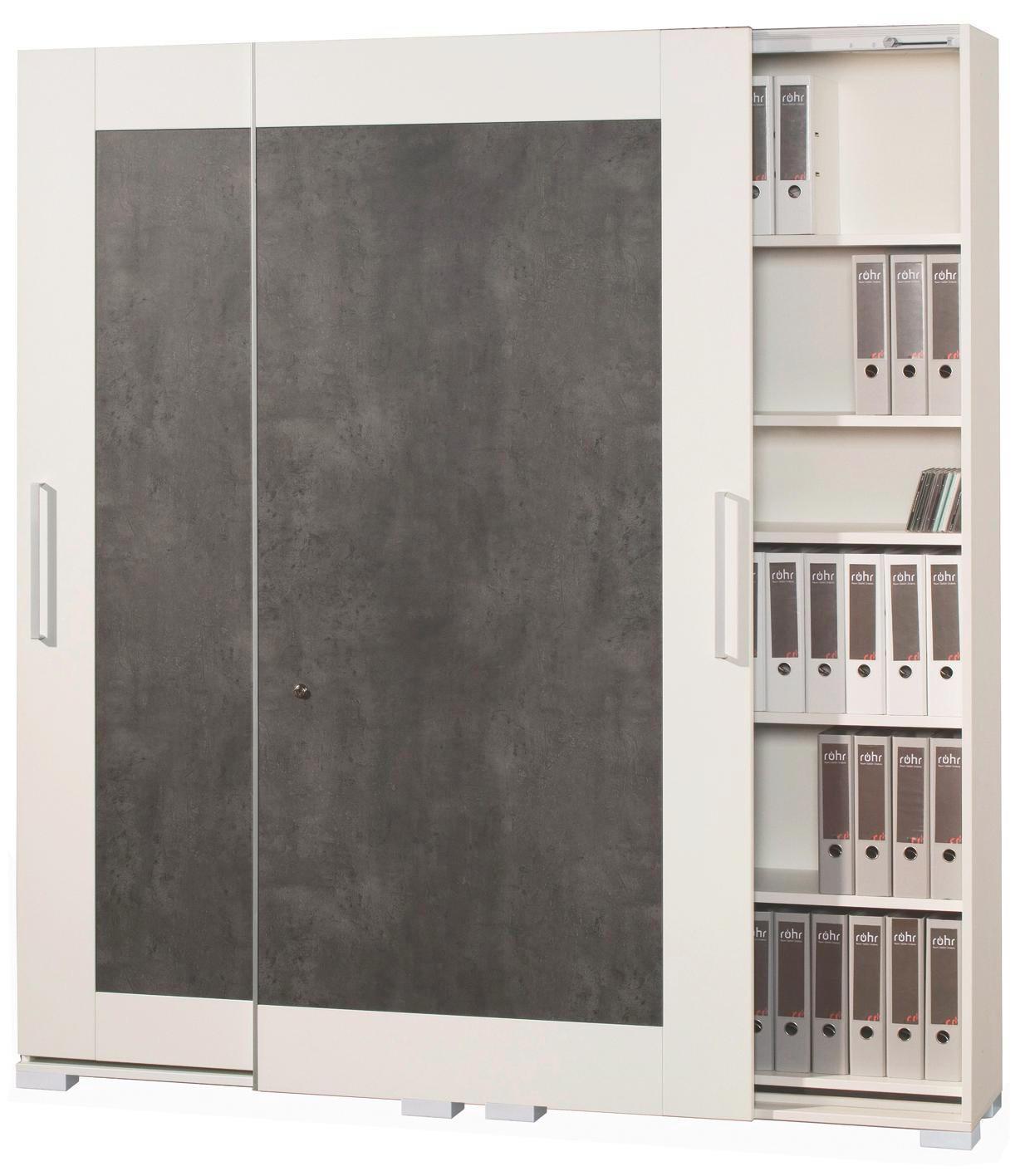 SCHRANK Grau, Weiß online kaufen ➤ XXXLutz