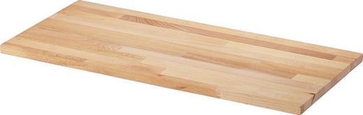 EINLEGEBODEN Buchefarben - Buchefarben, Design, Holz (70/1,8/33cm) - Carryhome