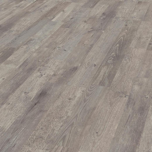 LAMINATBODEN Pinienfarben  per  m² - Pinienfarben, Basics, Holzwerkstoff (138,0 19,3 0,8cm) - Venda
