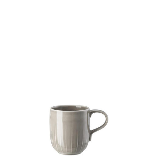KAFFEEBECHER - Grau, Basics (8,5/10cm)