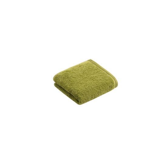 GÄSTETUCH 40/60 cm - Grün, Basics, Textil (40/60cm) - Vossen