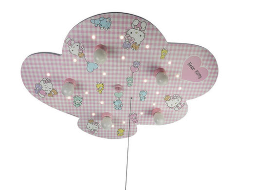 NIERMANN HELLO KITTY - Multicolor, LIFESTYLE (74/57/7cm)