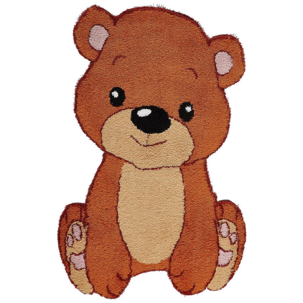 Kinderteppich 'Kleiner Bär'
