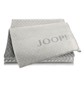 ĆEBE - Grafitno siva/Svetlosiva, Konvencionalno, Tekstil (150/200cm) - Joop!