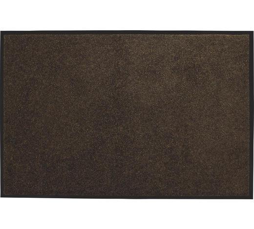 FUßMATTE 60/90 cm - Braun, KONVENTIONELL, Textil (60/90cm) - Esposa