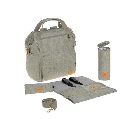 Wickelrucksack  Goldie Backpack   - Beige, Basics, Textil (30/17/36cm) - Lässig