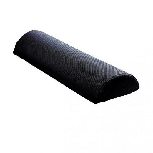NACKENROLLE       50/9/18 cm - Schwarz, Design, Textil (50/9/18cm)