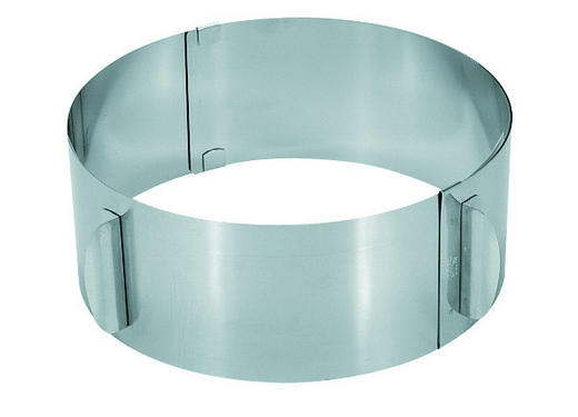 TORTENRING - Basics, Metall (8,5cm) - Gefu