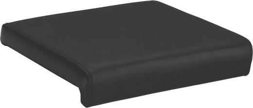 SEDÁK - černá, Basics, textil (40/5/38cm) - Carryhome