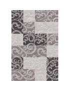 TKANI TEPIH - smeđa, Design, tekstil/daljnji prirodni materijali (160/230cm)