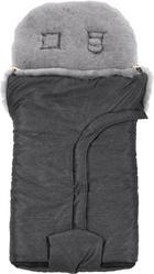 FELLSACK - Grau, Natur, Textil (49/100cm) - Jimmylee