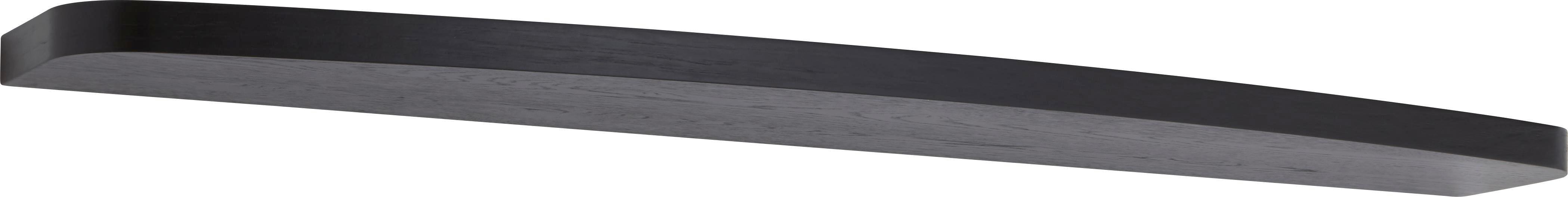 Beeindruckend Wandboard Metall Referenz Von Awesome In Cm Schwarz Schwarz Design Holz