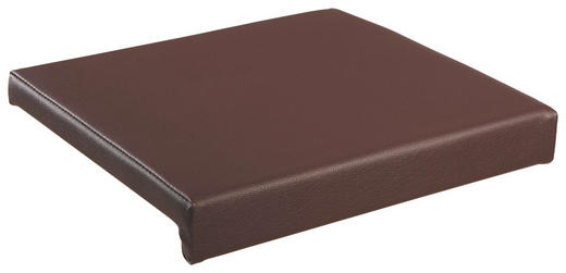 SITZKISSEN Braun - Braun, Design, Textil (40/5/36-38cm) - CARRYHOME