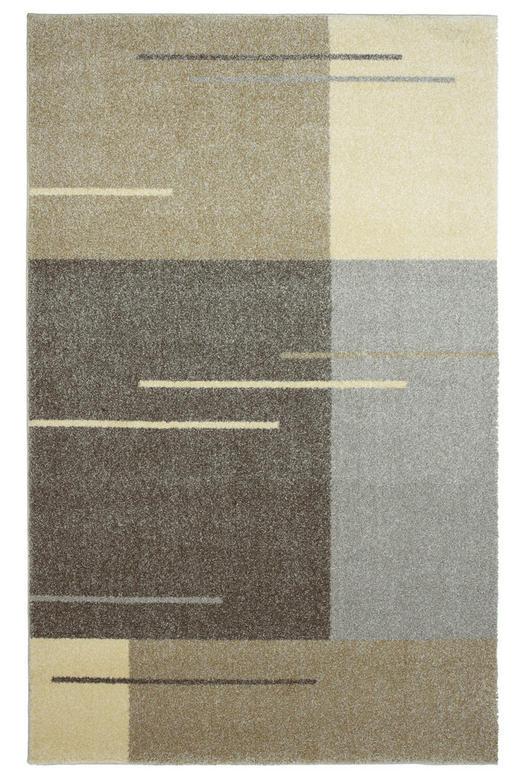 WEBTEPPICH - Beige, KONVENTIONELL, Textil (67/130cm) - Schöner Wohnen