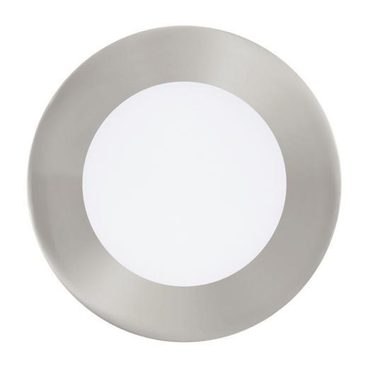 VGRADNA SVETILKA 94521 - bela/srebrna, Design, kovina (12cm)
