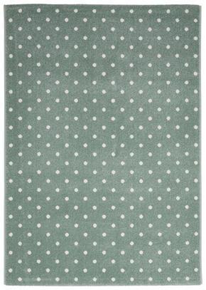 BARNMATTA - mintgrön, Trend, textil (80/150cm) - Ben'n'jen