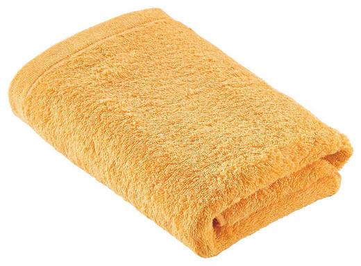 DUSCHTUCH 70/140 cm - Orange, Basics, Textil (70/140cm) - CAWOE