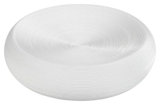 SEIFENSCHALE - Weiß, Basics, Kunststoff (12,8/3,1cm)