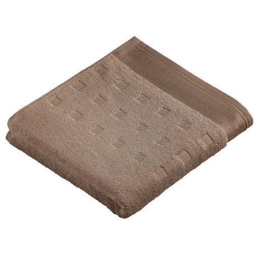 HANDTUCH 50/100 cm - Ahornfarben, Basics, Textil (50/100cm) - Vossen