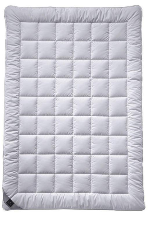 SOMMERBETT  155/200 cm - Weiß, Basics, Textil (155/200cm) - Billerbeck