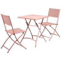 VRTNA GARNITURA - roza, Romantično / ladanjski, metal - Ambia Garden