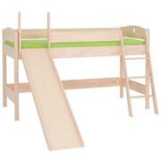 Spielbett - Birkefarben, KONVENTIONELL, Holz (90/200cm) - Paidi