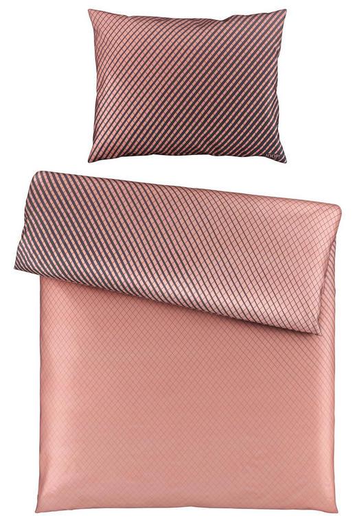BETTWÄSCHE - Anthrazit/Rosa, Design, Textil/Weitere Naturmaterialien (140/200/cm) - Joop!
