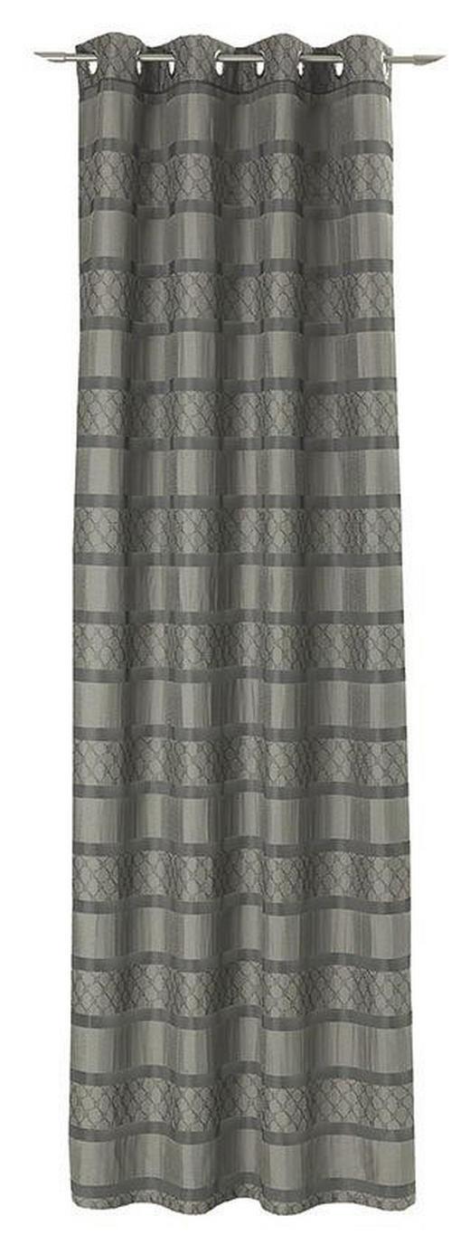 ÖSENSCHAL    140/250 cm - Braun, Design, Textil (140/250cm) - Joop!