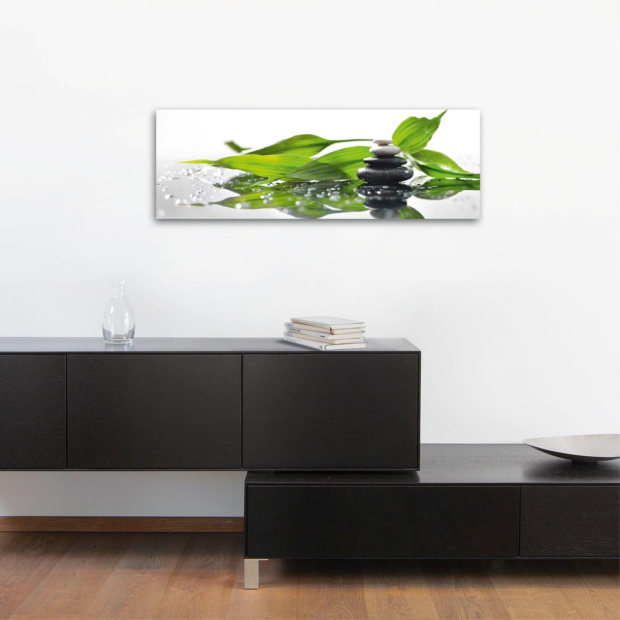 GLASBILD - Multicolor, KONVENTIONELL, Glas (33/98cm) - EUROGRAPHICS