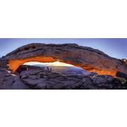 Landschaft & Natur GLASBILD - Design, Glas (125/50cm) - Eurographics