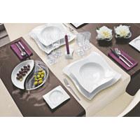 SUPPENTELLER Fine China  - Weiß, Basics, Keramik (24/24cm) - Villeroy & Boch