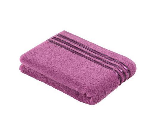 DUSCHTUCH - Violett, Basics, Textil (67/140cm) - Vossen