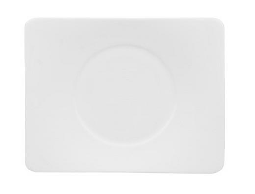 UNTERTASSE - Weiß, Basics, Keramik (14/17cm) - Villeroy & Boch