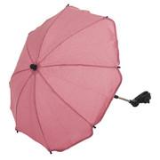 SENČNIK - roza, Basics, umetna masa (10/2/53cm)