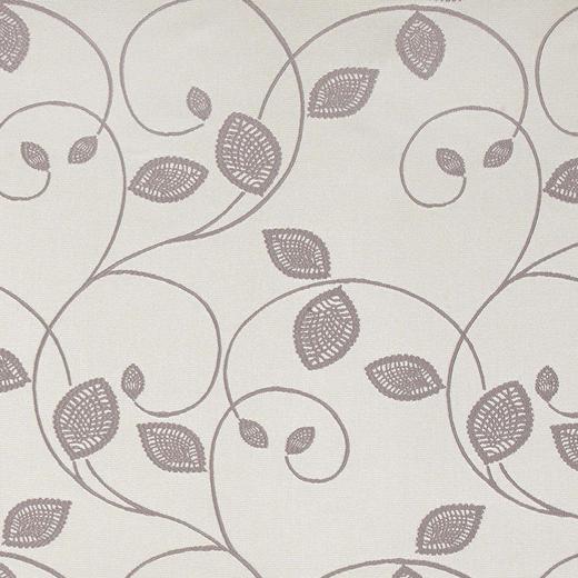 DEKOSTOFF per lfm blickdicht - Grau, KONVENTIONELL, Textil (155cm) - Esposa