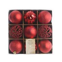 Christbaumkugeln Eislack Rot.Weihnachtskugeln Online Kaufen Xxxlutz