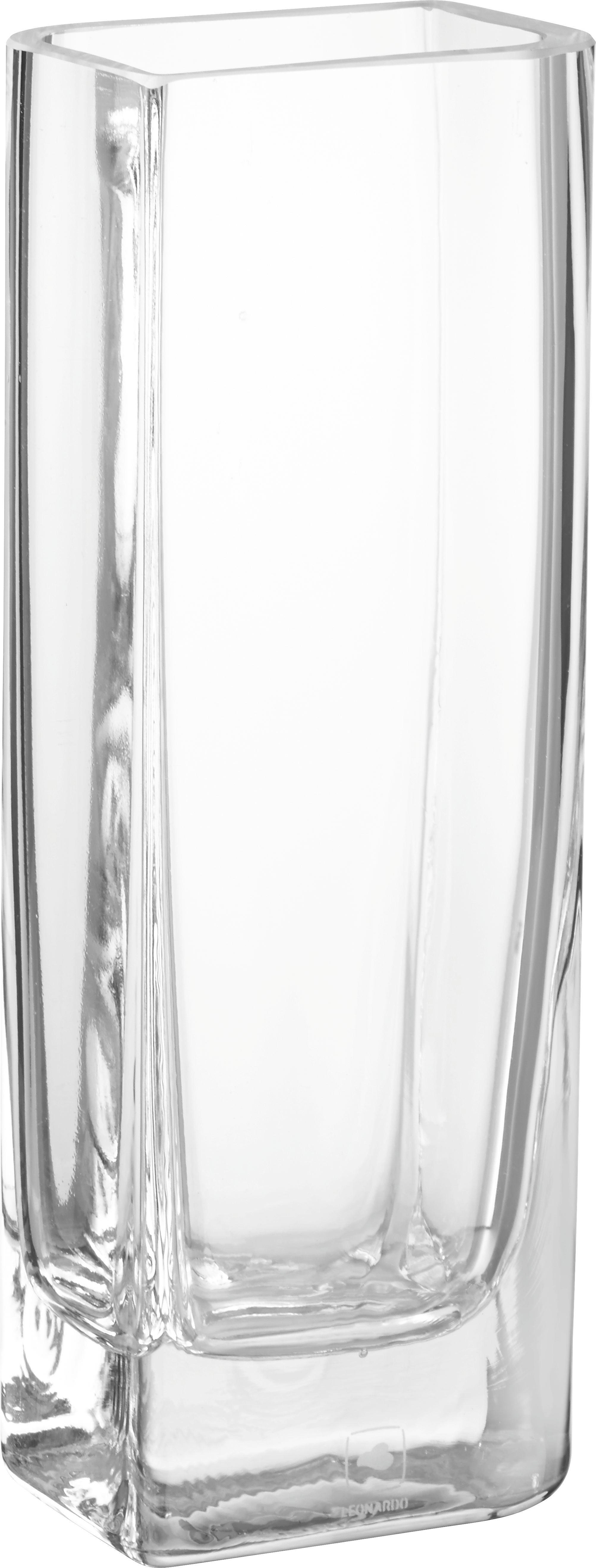 VASE - Klar, Basics, Glas (25cm) - LEONARDO
