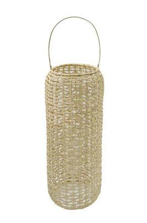 LYKTA - naturfärgad, Design, metall/glas (34/90cm) - Ambia Home