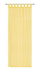 ZÁVĚS HOTOVÝ - žlutá, Basics, textil (140/245cm) - Boxxx