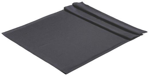 TISCHDECKE Textil Schwarz 135/170 cm - Schwarz, Basics, Textil (135/170cm)