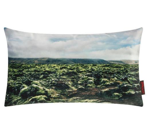 ZIERKISSEN 30/50 cm  - Multicolor, Trend, Textil (30/50cm)
