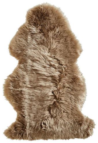 SCHAFFELL  Taupe  60/85 cm - Taupe, Leder/Textil (60/85cm)