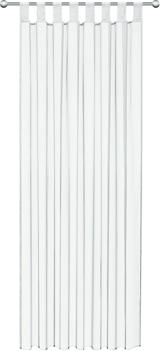 HÄLLBANDSLÄNGD - vit, Basics, textil (140/245cm) - Boxxx
