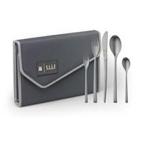 BESTECKSET 30-teilig - Silberfarben, Design, Metall - WMF