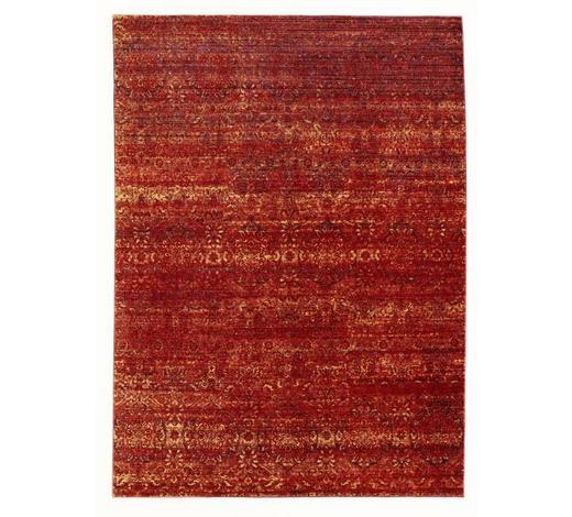 WEBTEPPICH  200/300 cm  Kupferfarben   - Kupferfarben, Basics, Textil (200/300cm) - Novel